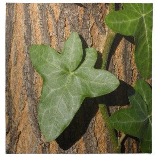 木のキヅタ ナプキンクロス