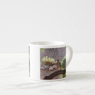 木のタカ エスプレッソカップ