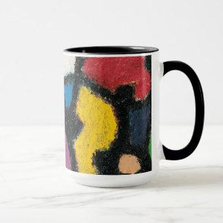 木のマグの精神 マグカップ