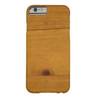 木の一見 BARELY THERE iPhone 6 ケース