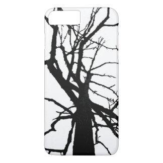 木の上の抽象芸術のiPhone 7のプラスの場合 iPhone 8 Plus/7 Plusケース