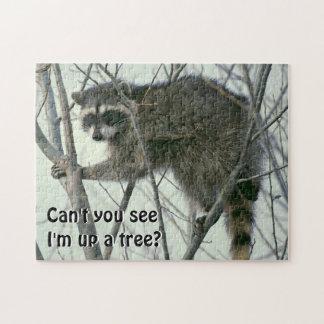 木の上 ジグソーパズル