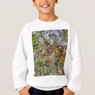 木の上HDR スウェットシャツ