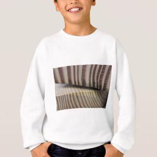 木の写真 スウェットシャツ