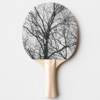 木の卓球ラケットの鳥 卓球ラケット