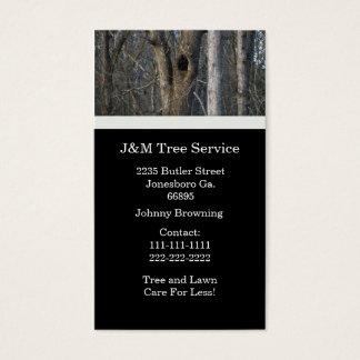 木の名刺 名刺