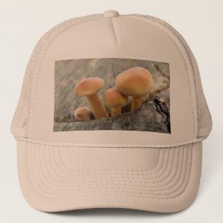 木の幹の帽子のToadstools キャップ