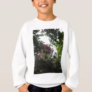 木の幹の野生の保存+木緑アメリカNVN682のおもしろい スウェットシャツ