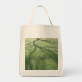 木の影 トートバッグ