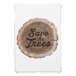 木の感動的なデザインを救って下さい iPad MINIケース