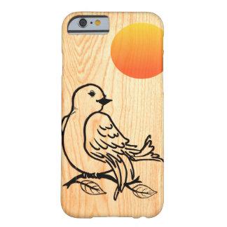 木の新しい夜明け BARELY THERE iPhone 6 ケース