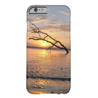 木の日没 BARELY THERE iPhone 6 ケース