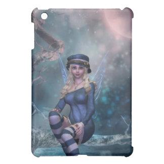 木の月の妖精B iPad MINIカバー