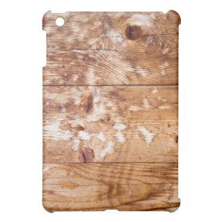 木の板の箱 iPad MINIケース