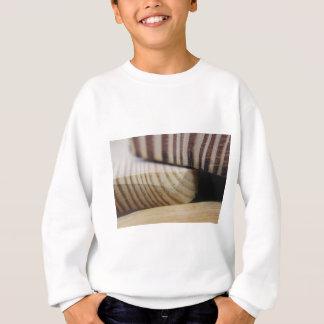 木の板 スウェットシャツ