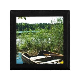 木の漕艇 ギフトボックス