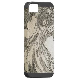 木の精神のiPhone 5の場合 iPhone SE/5/5s ケース