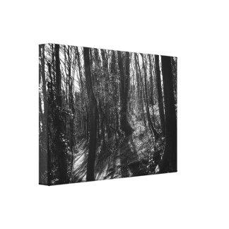 木の精神 キャンバスプリント