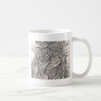 木の精神 コーヒーマグカップ