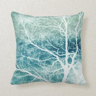 木の自然の枕 クッション