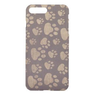 木の質感のくま足 iPhone 8 PLUS/7 PLUS ケース
