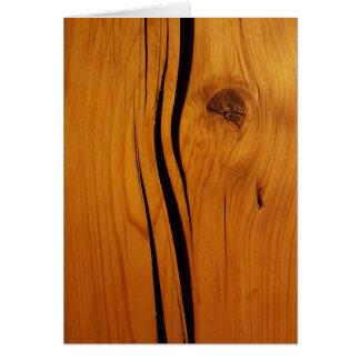 木の質 カード