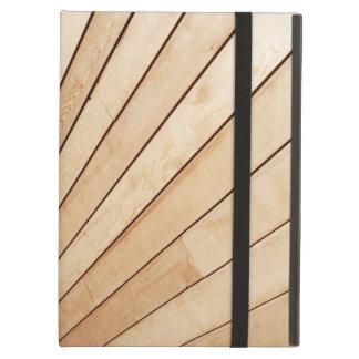 木の質 iPad AIRケース