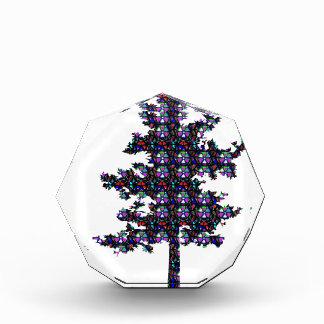 木の輝きの緑の環境NVN545の神聖なギフト 表彰盾