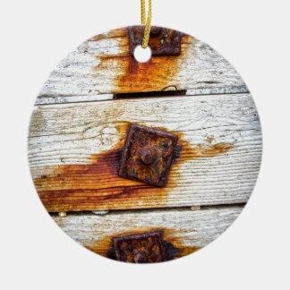 木の錆 セラミックオーナメント