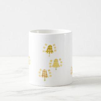 木の鐘のマグ コーヒーマグカップ