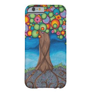 木の電話箱を夢を見ること iPhone 6 ベアリーゼアケース