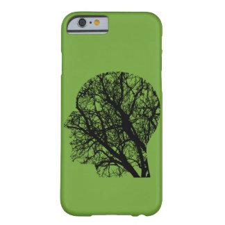 木の頭部 BARELY THERE iPhone 6 ケース