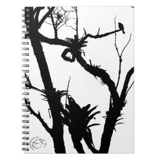 木の鳥のように ノートブック