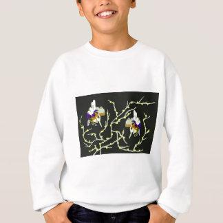 木の鳥 スウェットシャツ