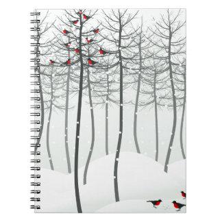 木の鳥 ノートブック