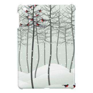木の鳥 iPad MINI CASE