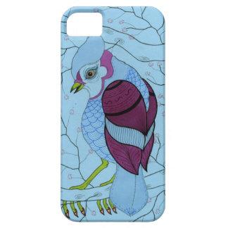 木の鳥 iPhone SE/5/5s ケース