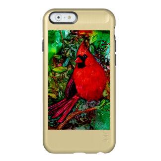 木のCardianl Incipio Feather Shine iPhone 6ケース