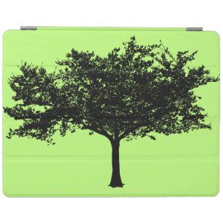 木のiPad 2/3/4の頭が切れるな場合 iPadスマートカバー