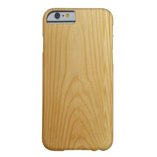 木のiphoneの場合木質 barely there iPhone 6 ケース