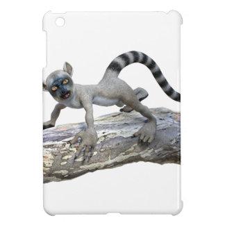 木のLemur iPad Mini Case