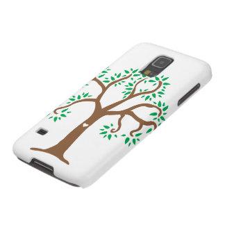 木は携帯電話の箱を設計しました GALAXY S5 ケース
