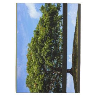 木は本当でした iPad AIRケース
