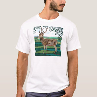 木びき台を得ましたか。 Tシャツ