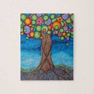 木を夢を見ること ジグソーパズル