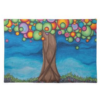 木を夢を見ること ランチョンマット