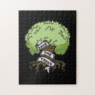 木を救って下さい ジグソーパズル