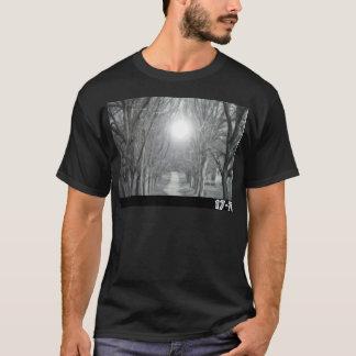 木を通して Tシャツ
