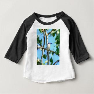 木クイーンズランドオーストラリアのカワセミ ベビーTシャツ