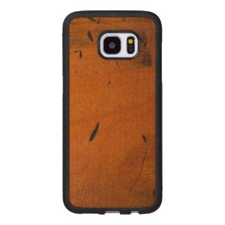 木クールなバルト海のマツ木Carved® ウッド Samsung Galaxy S7 Edge ケース